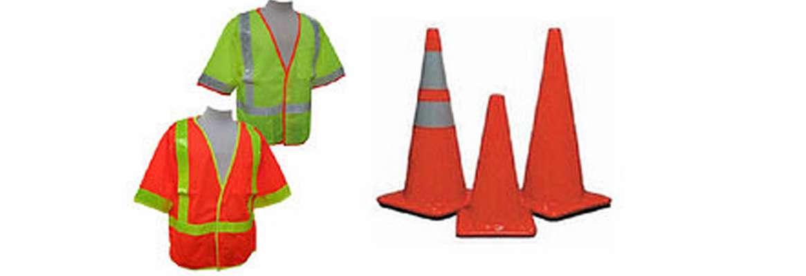 Safety traffic apparel