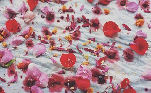 Herbal textile