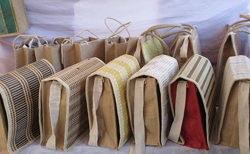 The jute and jute textiles industry