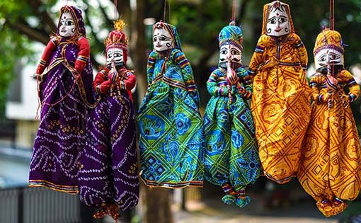 Handicrafts in India