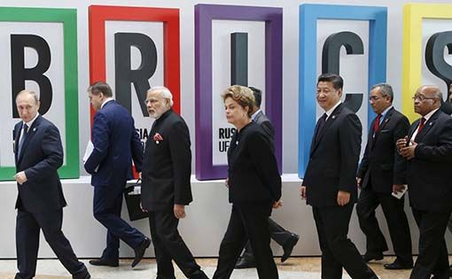 Will Wall Street Woes Favor BRIC Countries?