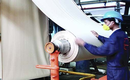 Declining Export Trend in Taiwan Textile Machinery