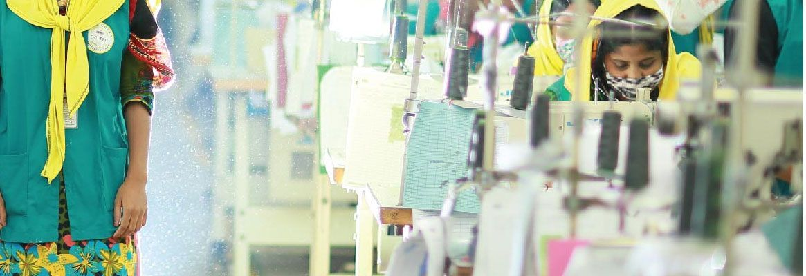 Domestic Sources Augment Knitwear Industry in Bangladesh