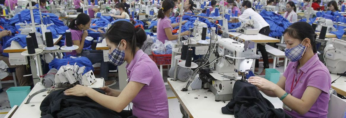 Chinese Apparel Industry Repositioning Itself