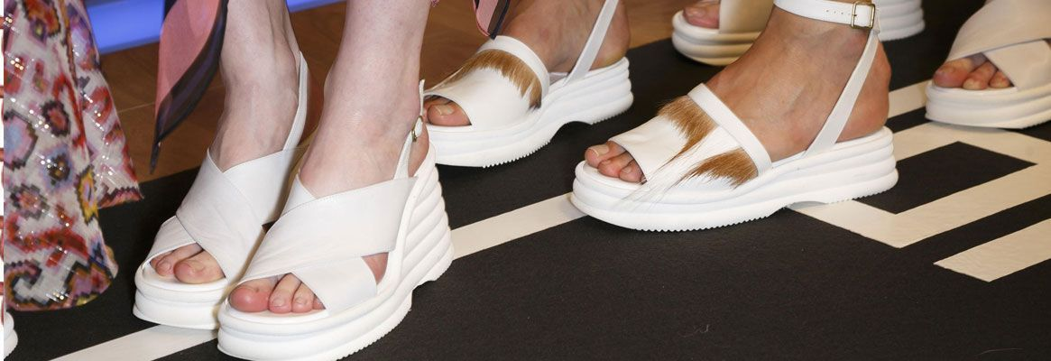 Women's Footwear Trends for Spring- Summer 2009