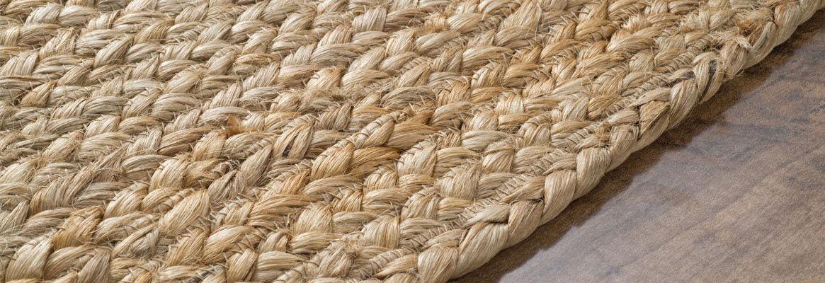 Natural Braided Rug Materials
