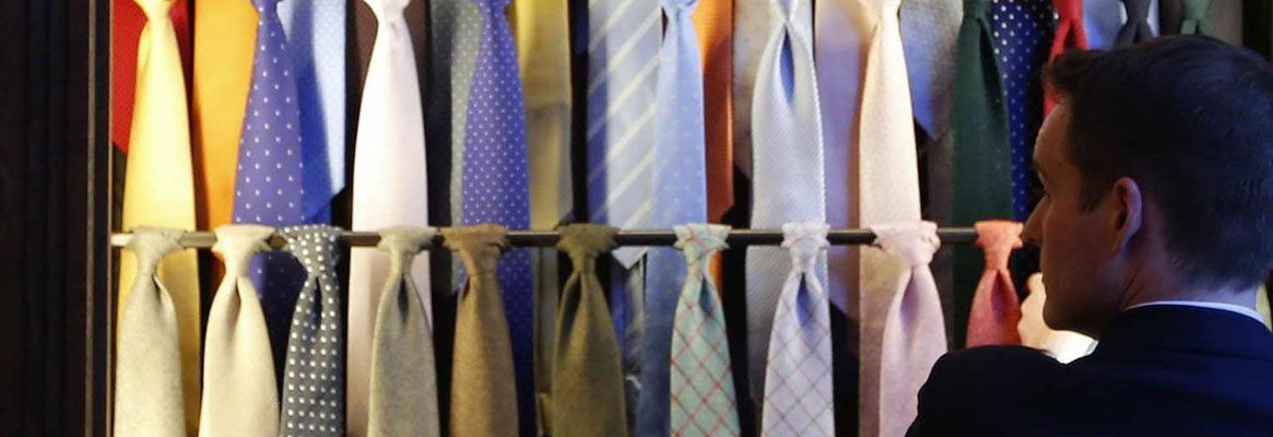 History on Fashion: Men's Novelty Ties
