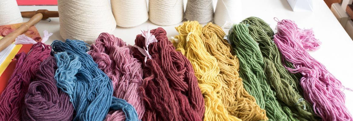 'Green is good': Organic Clothing and Herbal Dyeing