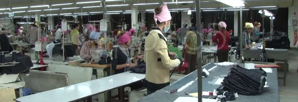 Asian Garment Industry Rattled By Market Situation
