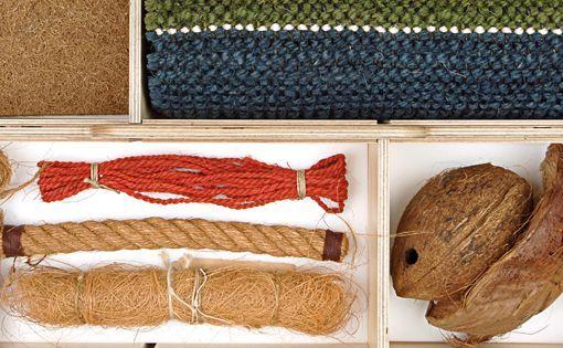 Development of Cultivable 'Cotton Micro Dust-Coir Fibre Waste' Composite