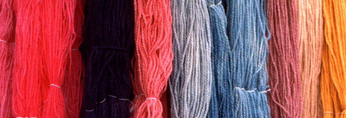 Dyeing of Wool