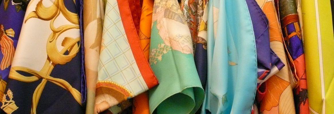 Scarves...Timeless Fashion