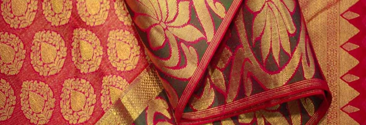 South India Heritage-Kanchipuram Saris of Tamil Nadu