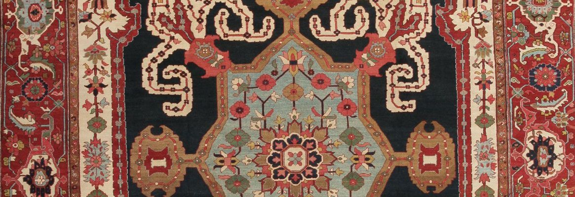 Mathematical Aspects of Oriental Carpets