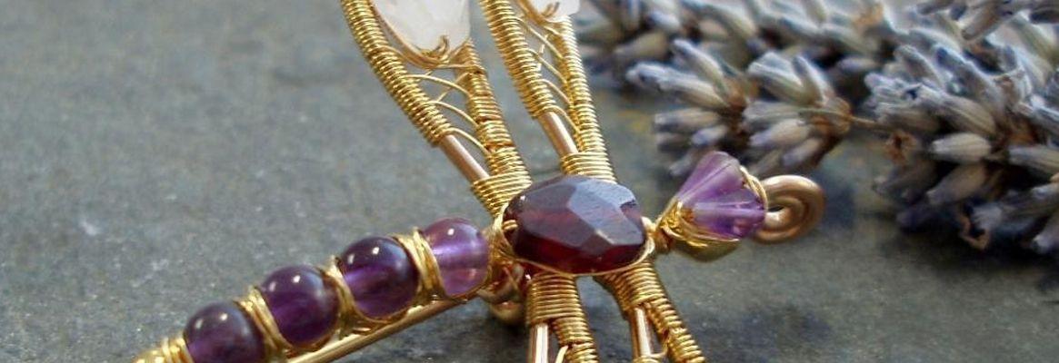 Weaving Techniques Inspire Modern Jewels