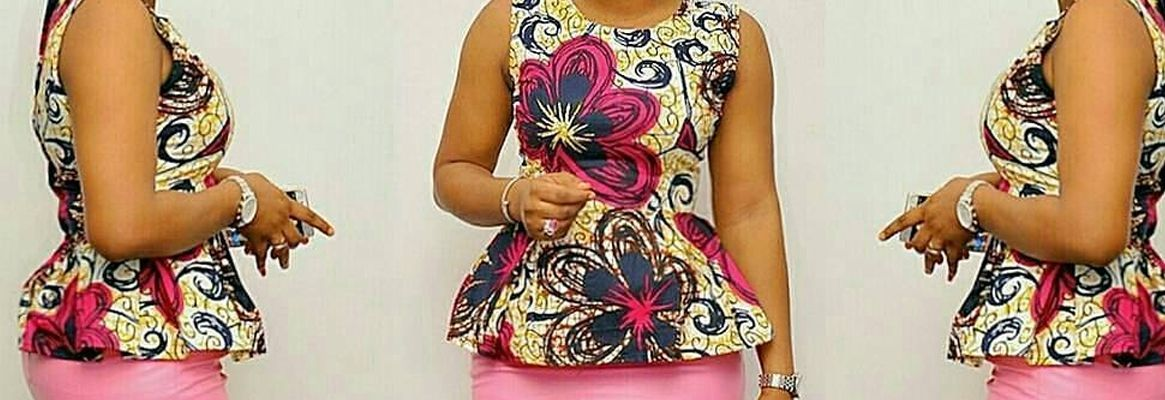 Fashion Reborn: Blends of African outfits from Ankara