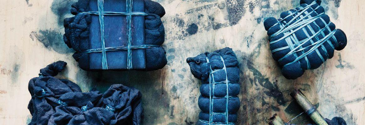 Slasher Indigo Dyeing Technology