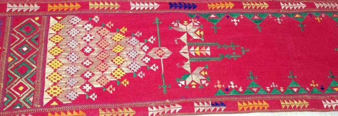 Reviving the Art of Dotted Splendor 'Tangalia Fabrics'