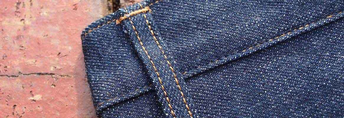 Denim-The Indian Connection