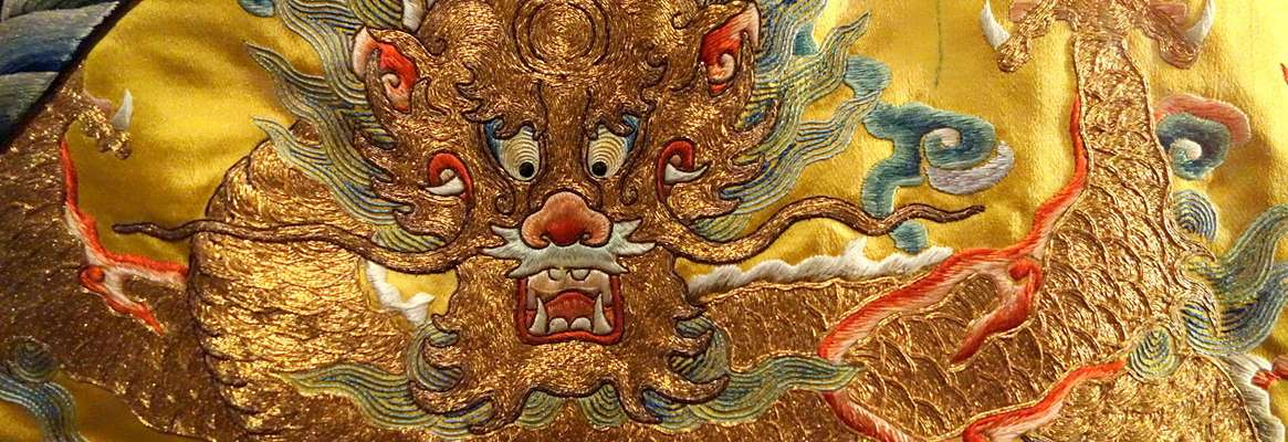 Art of Embroidery from the Land of China