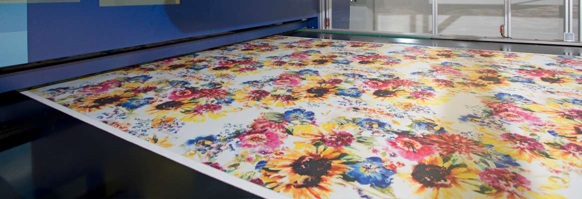 Getting Digital with Textile Printing