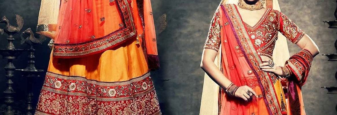 Embroidered Lehnga Choli: Versatility Mixed With Beauty and Ethnicity