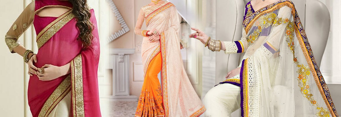 Elegant Saree Wear of Indian People