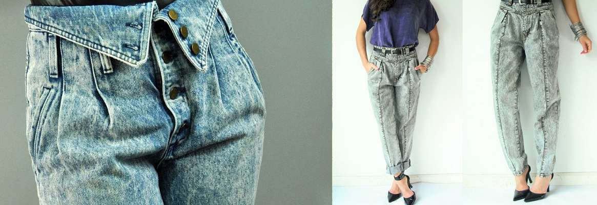 The Story of Jeans - Till 80s