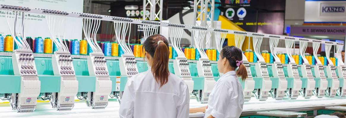Benefits of ERP in Textile and Garment Sector
