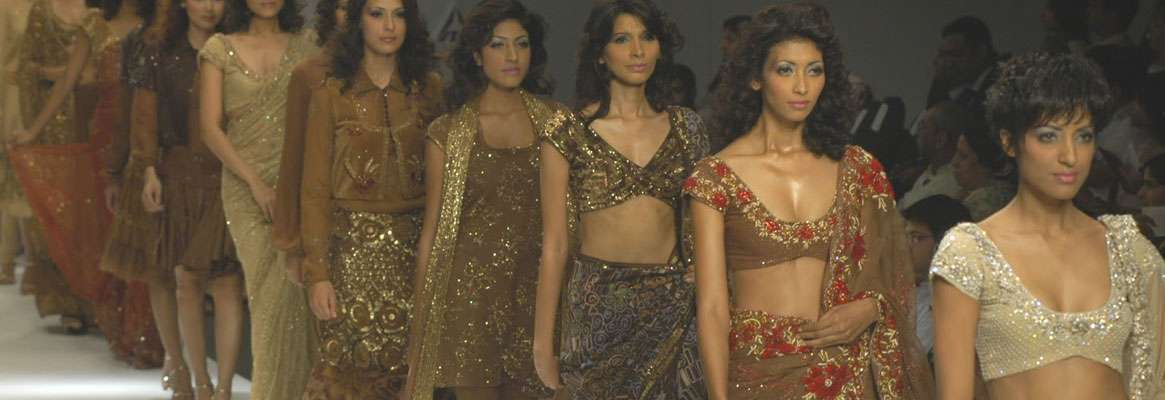 Indian Fashion Industry & Marketing Implication Trends