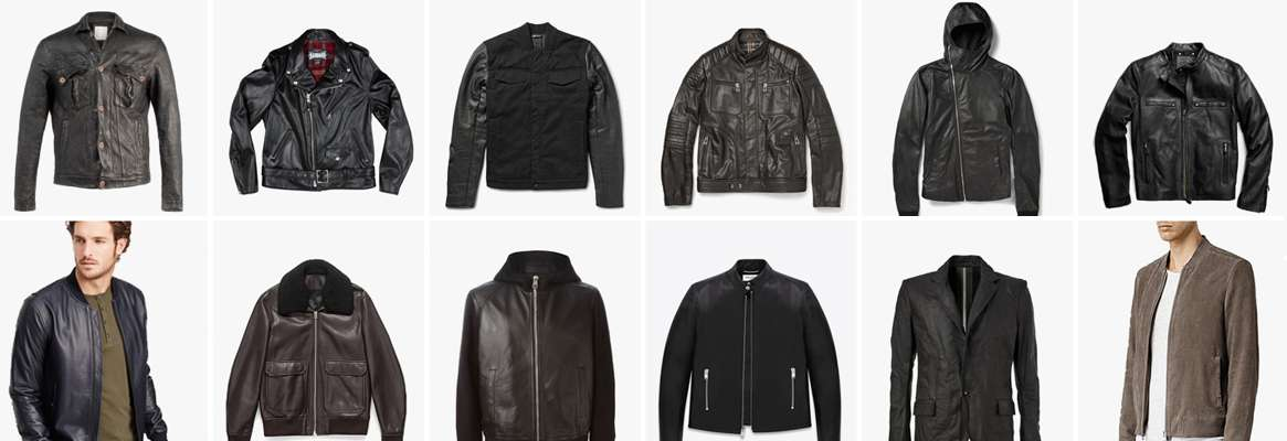 Sleek and Durable Leather Jackets That Every Man Should Own