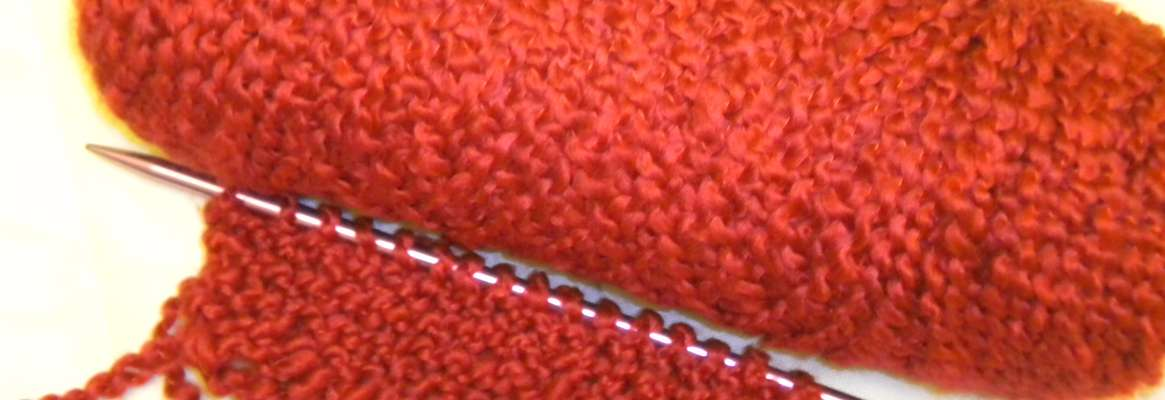 Homespun Knitting Yarn