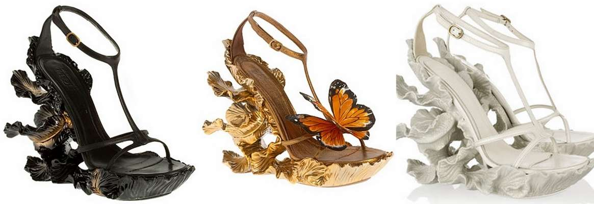 Harlot Shoes: Exotic Footwear