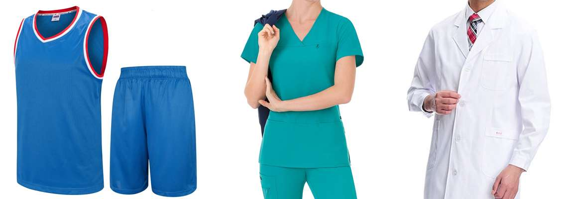 Cool Breathable Scrubs Uniforms for Summer