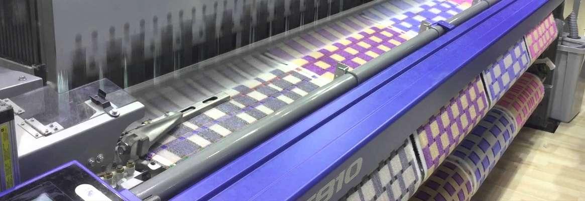 Excellent weaving loom machines