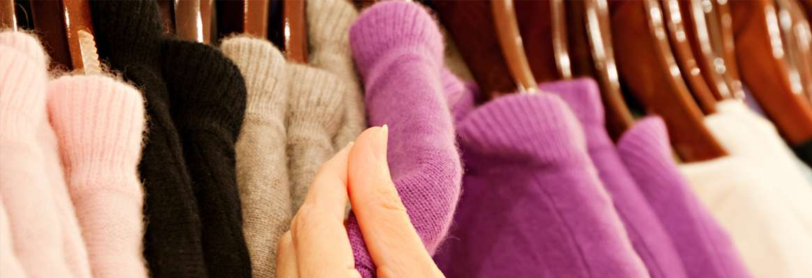 The true cost of Cashmere: Sustainability inspires woolen fabrics