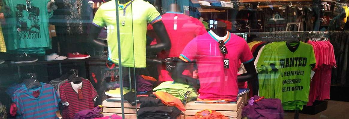 Effective Retail Window Displays