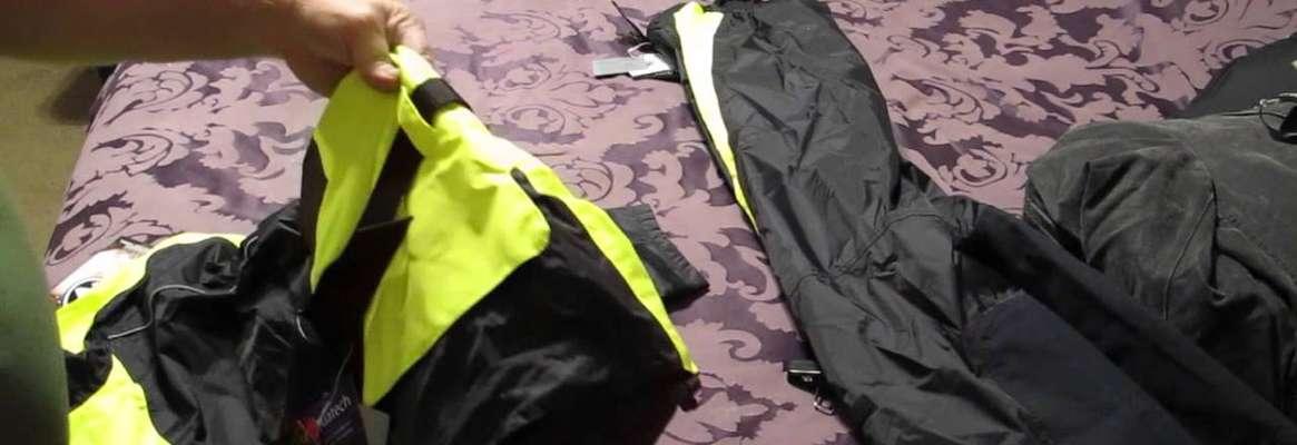 Choosing Rainwears