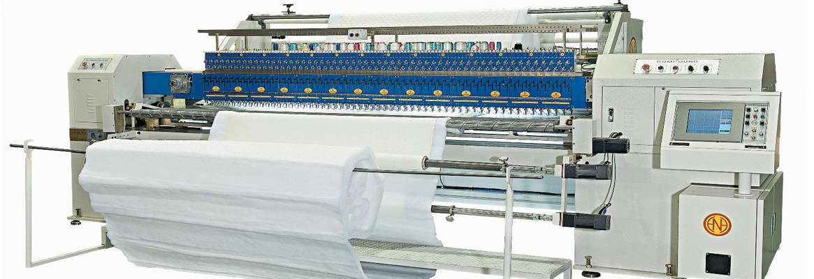The Future Direction of the Textile Machinery