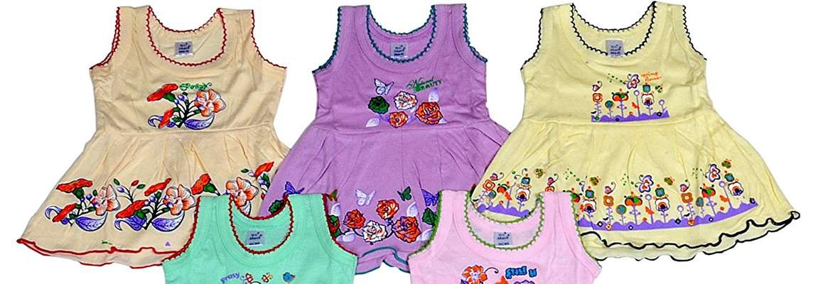 Babywear-An Enormous Market for Indian Exporters to be tapped