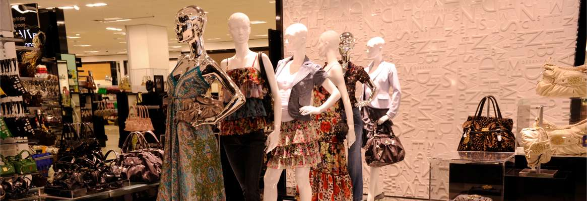 Visual Merchandising with Mannequins