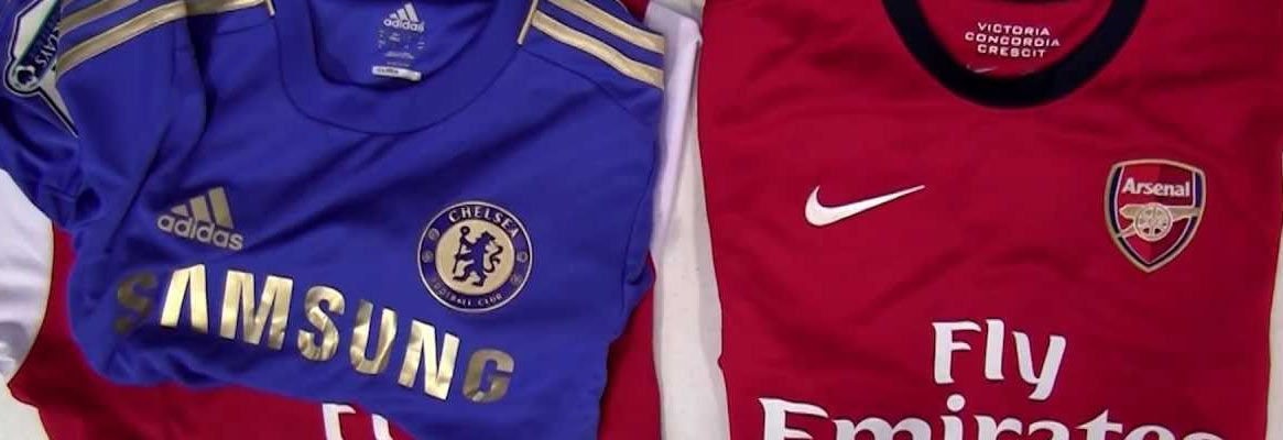 Counterfeit Soccer Clothing hurts South African Clothing Industry