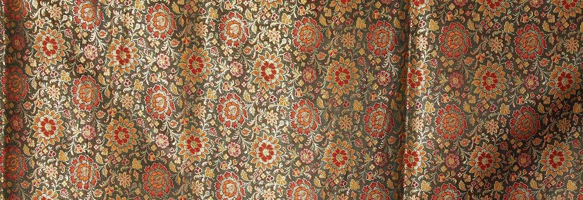 Banarasi Brocades: Fantasies Woven in Threads