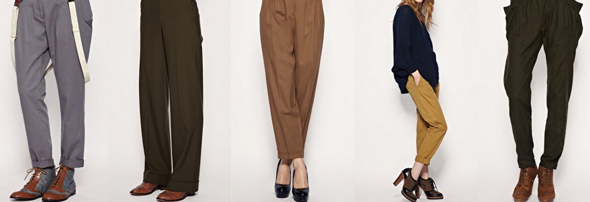 Correcting Common Defects in Trousers