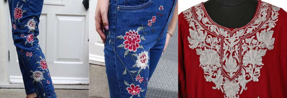 Why Embroidered Clothing is preferred by everyone?