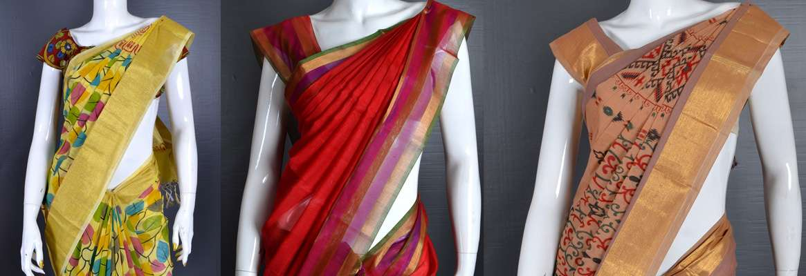 Cotton Sarees - Discover a New You with This Comfort Clothing