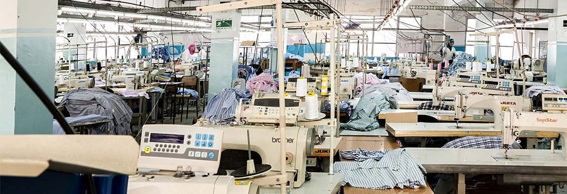 IT Adoption in the Apparel Industry