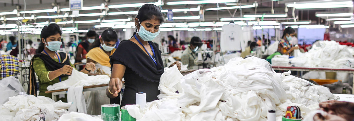 Labor Force - the unsettling apparel industry issue