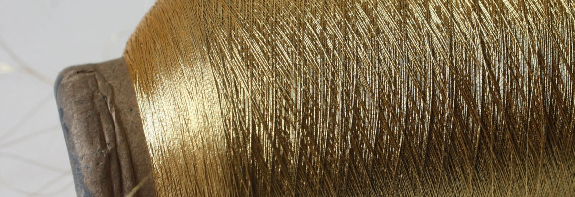 Metallic Yarns and Fibres in Textiles