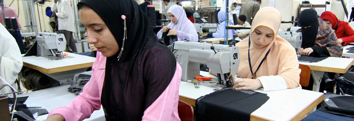 Egyptian textile industry comes under the global radar